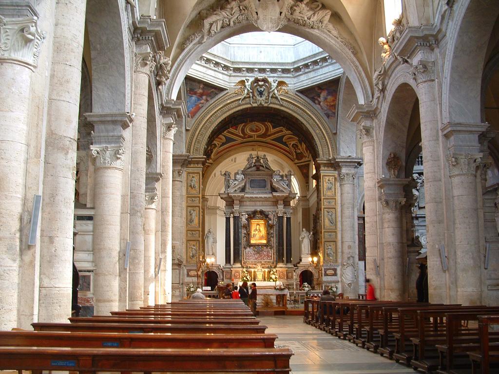 Basilica di Santa María de Popolo